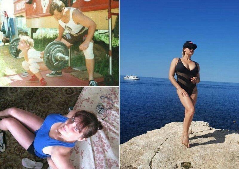 Варя Акулова «самая сильная девочка» планеты