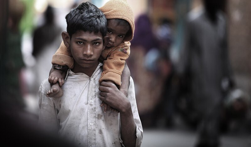Кто такие индийские неприкасаемые и можно ли их трогать?