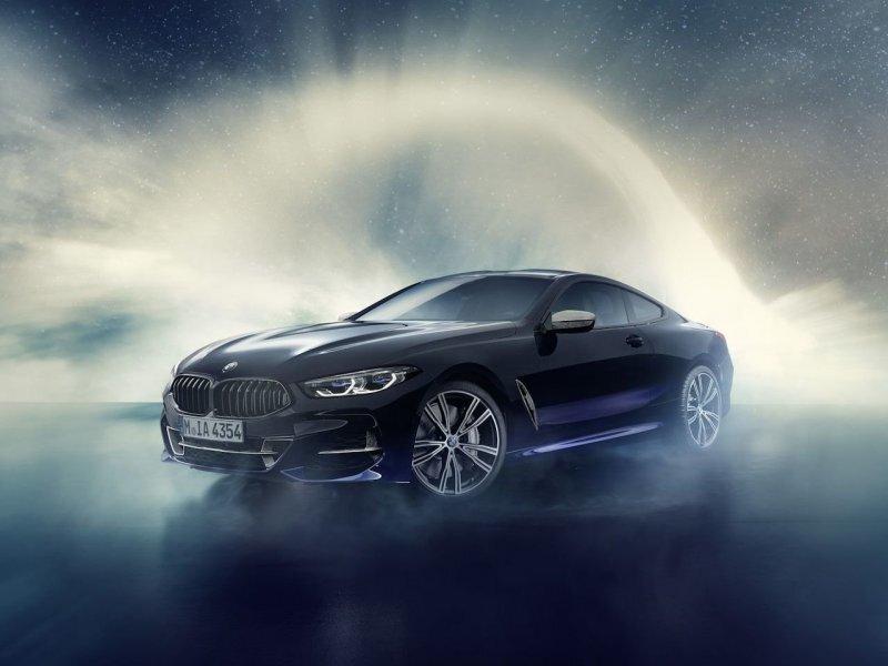 Ты просто космос: BMW 8 Series с кусками метеорита