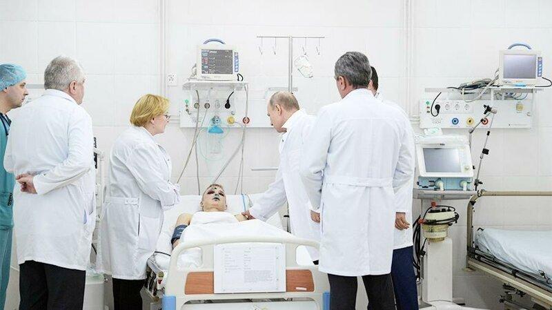 Больницы Кемеровской области задолжали 1,7 млрд рублей из-за указа Путина повысить зарплаты