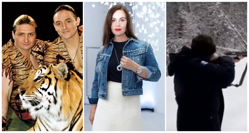 Ведущая новостей Екатерина Андреева обвинила Запашных в жестокости