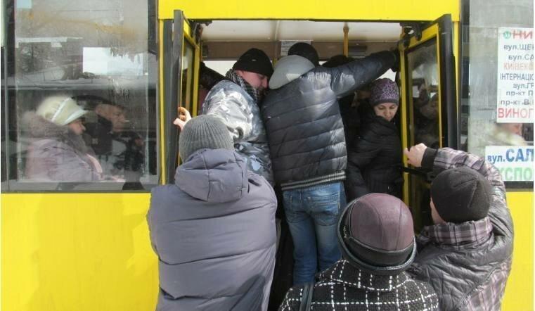 Депутаты не могут ездить в маршрутках, это опасно для жизни!