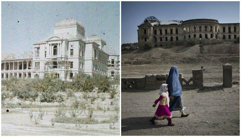 Контрасты Афганистана: конец 1920-х годов и современность