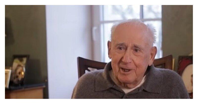 88-летний блокадник из Петербурга завел на YouTube свой блог, в котором рассказывает о войне