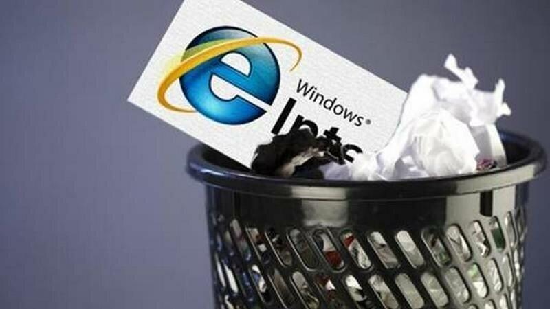 Microsoft открыто призвала пользователей отказаться от Internet Explorer