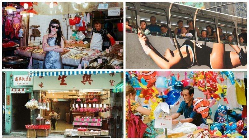 Другой мир: уличные фотографии, раскрывающие Гонконг с необычной стороны