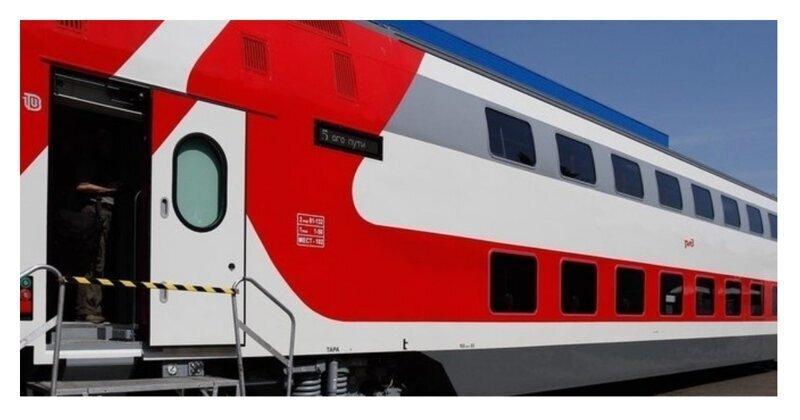 Сейф, душ, вендинговый аппарат: РЖД показало проекты новых купейных вагонов