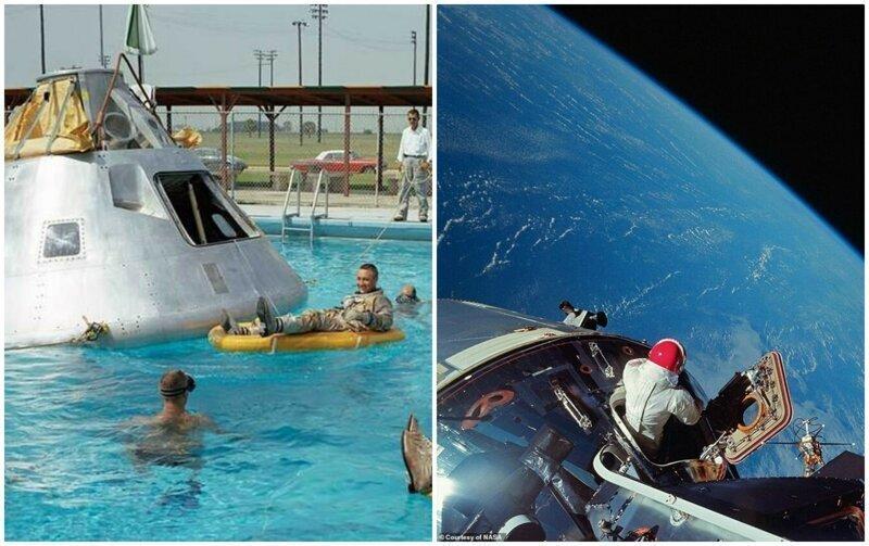 Из архивов NASA: коллекция знаковых снимков за 60-летнюю историю агентства