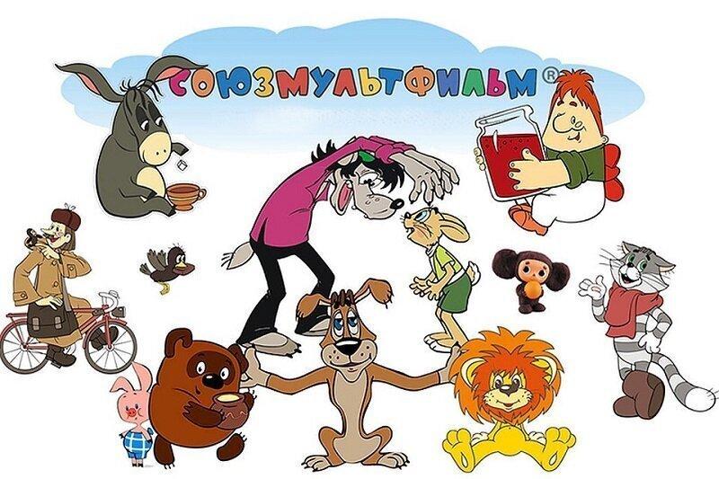Какими были ранние эскизы наших любимых мультфильмов