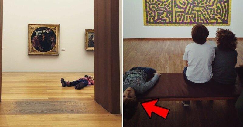 Музеи: отдельный и особо извращённый вид пыток для детей