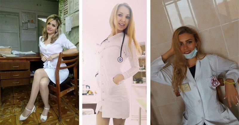 Девочки Медсёстры Порно