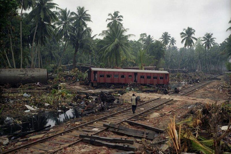 История крупнейшей железнодорожной катастрофы в истории человечества
