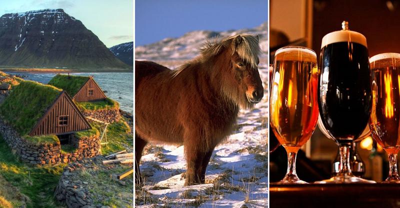 Необычные запреты, которые можно было встретить только в Исландии