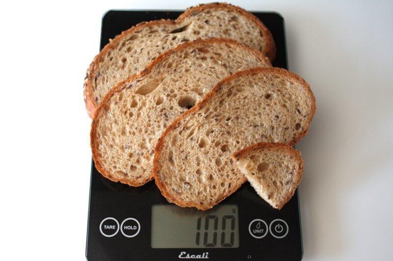 Сто грамм хлеба