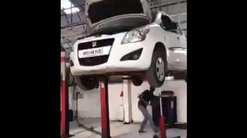 ТО в Индии