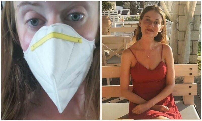 Пассажирку с аллергией вынудили просидеть в туалете до конца полета