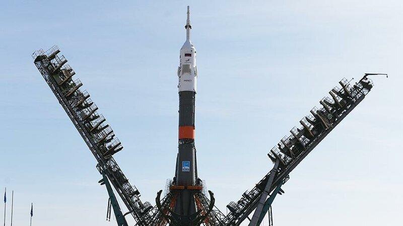 «Союз МС-12» успешно выведен на орбиту