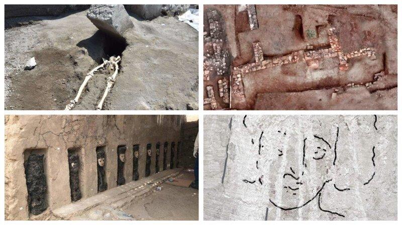 Самые неожиданные и интересные археологические находки 2018 года