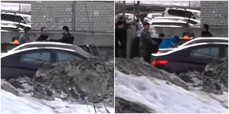 """Не пропустивший """"скорую"""" россиянин ввязался в драку, из которой его спасли врачи"""