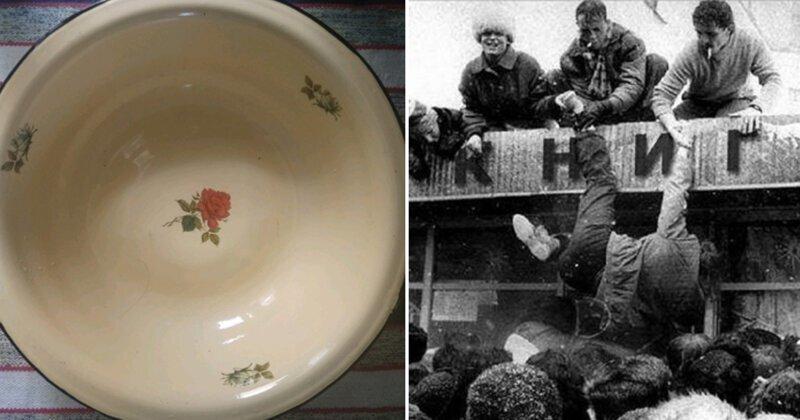 8 вещей, за которыми советские люди готовы были бежать куда угодно