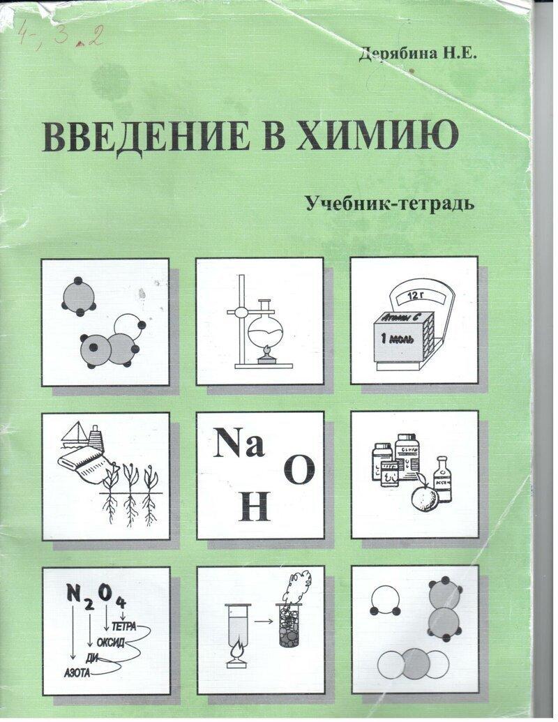 Познавательная химия (7 класс)
