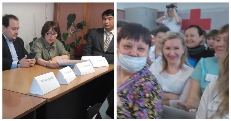 Российские врачи услышали о своих зарплатах и не смогли сдержать смех