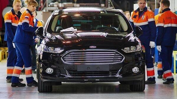 СМИ сообщили о планах Ford уйти с российского рынка
