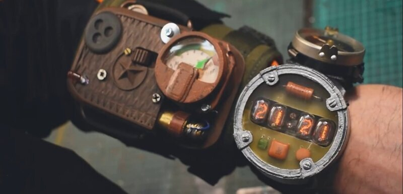 Metro Exodus (Часы и напульсник)