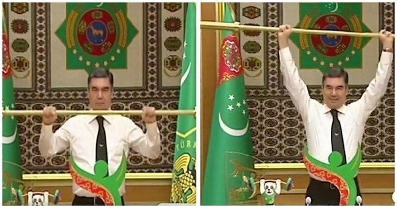 Школьников Туркмении обязали купить книги президента за свой счет