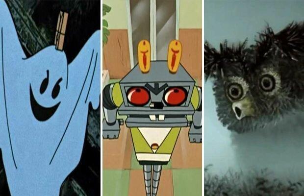 Самые страшные моменты из советских мультфильмов
