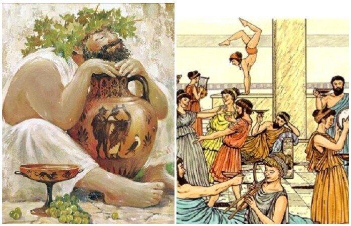 Проституция в Древней Греции