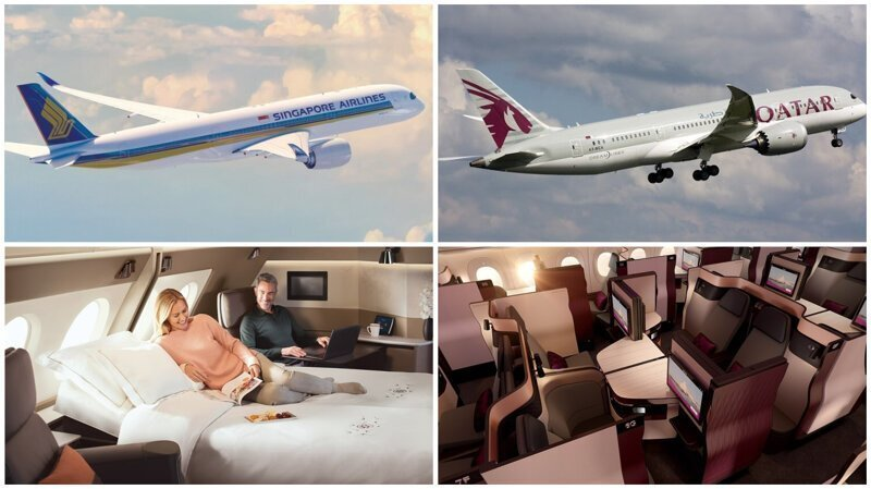 Лучшие авиакомпании мира по версии TripAdvisor