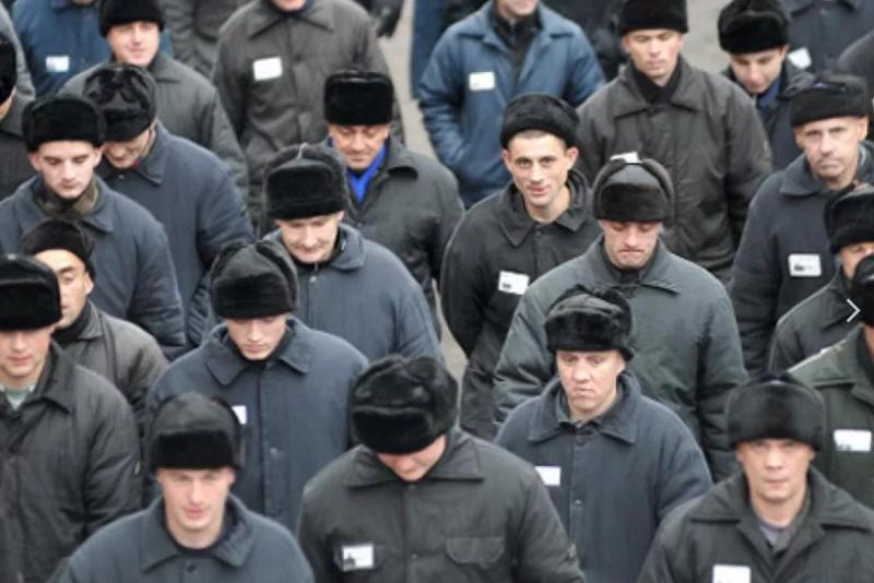 Россия стала лидером по числу заключенных в европе