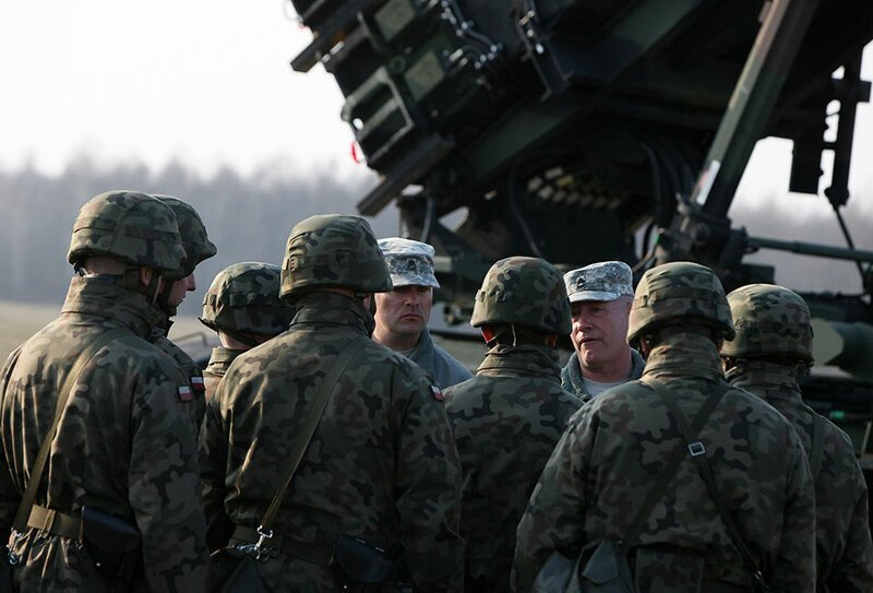 Польский генерал пригрозил России ядерным ударом