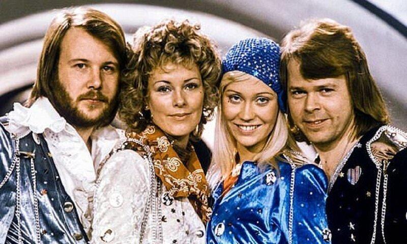 ABBA выпускает новый альбом
