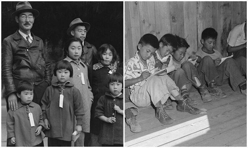 30 фотографий из японских лагерей, которые были запрещены к публикации