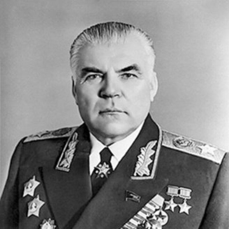 Маршал из Одессы