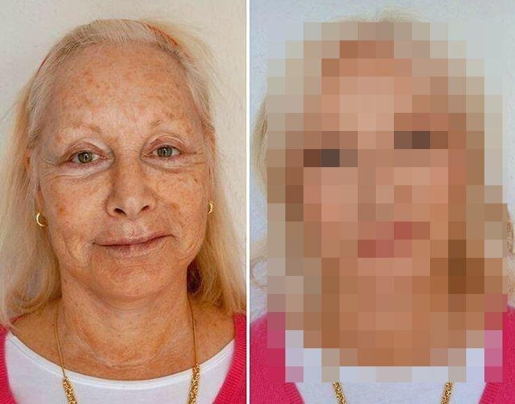 Визажист, который в помощью макияжа делает людей на 10 лет моложе