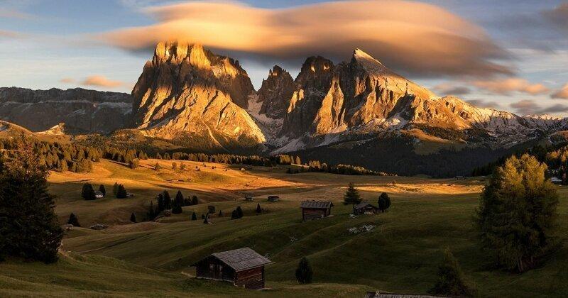 National Geographic Travel 2019: от загадочных облаков над Доломитовыми Альпами до Тадж-Махала