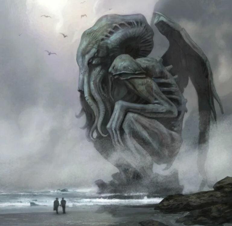 Морской огурец по имени Ктулху