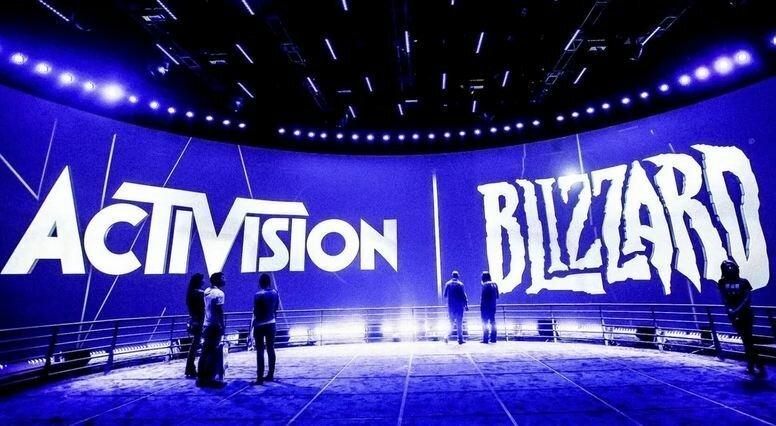 Activision Blizzard следит за тобой!