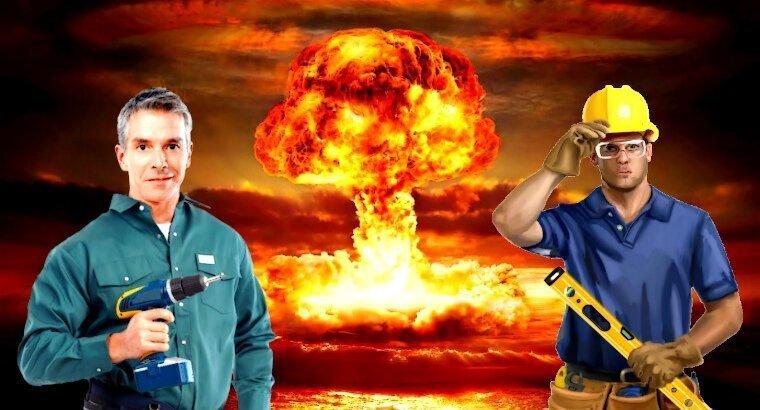 Пермские прокуроры пресекли создание ядерного оружия на дому