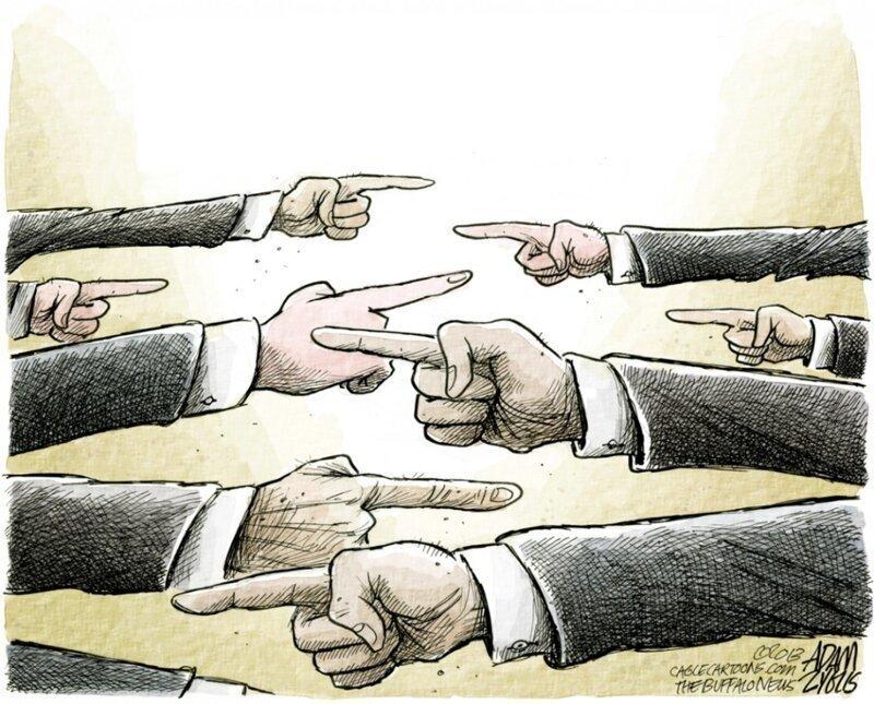 """Разоблачение ложной политической концепции """"Начни с себя!"""""""
