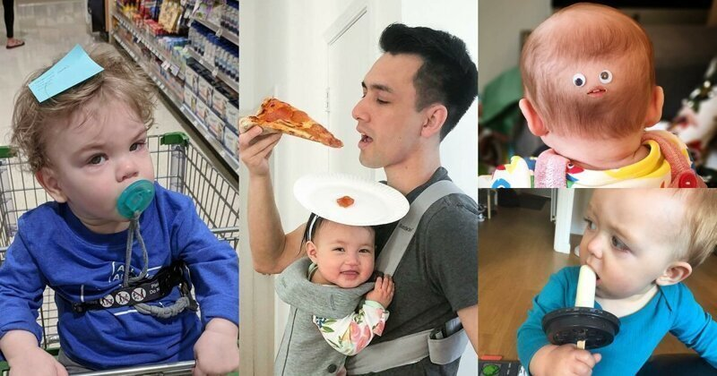 """""""Папа может!"""": 20 отцов, не побоявшихся остаться наедине с ребенком"""