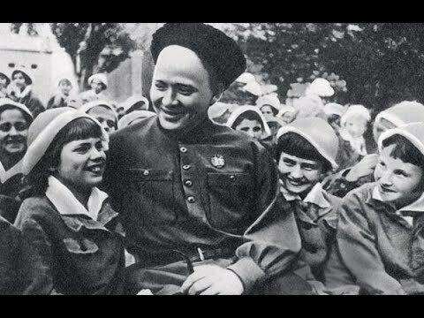 Партизанской тропой Гайдара (1973г.)