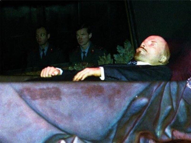 Теракты в Мавзолее Ленина