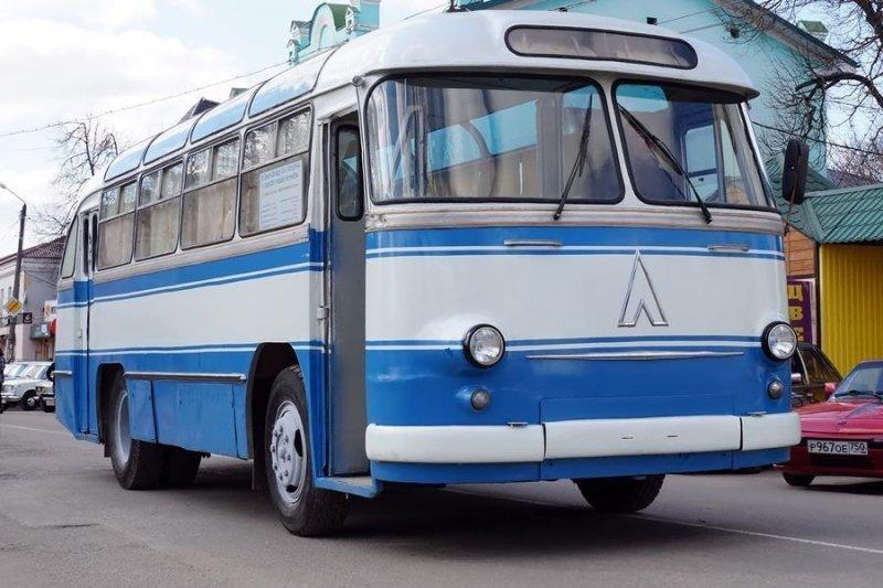 ЛАЗ-695Б: Первый в космосе, или автобус для Гагарина