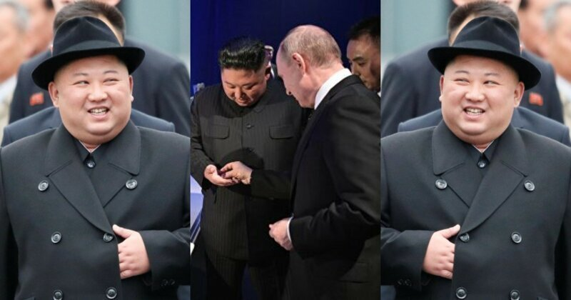 Ким наш! Как Ким Чен Ын в Россию съездил
