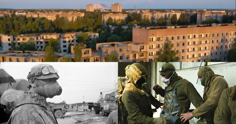 Чернобыльская катастрофа в цифрах и фотографиях