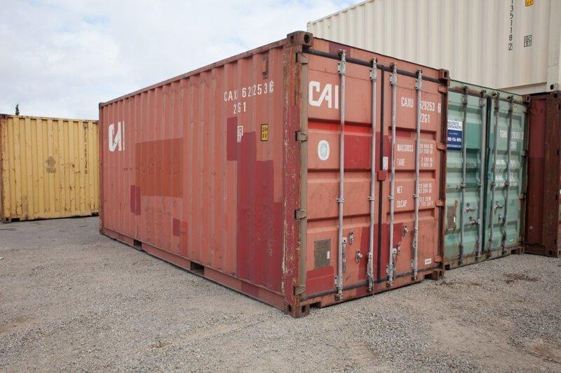 Обычный грузовой контейнер, который скрывает много интересного внутри